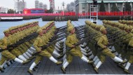 Arbeiterpartei  in Nordkorea wird 70