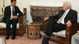 Steinmeier mahnt Syrien