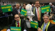 Amtsenthebungsverfahren für Brasiliens Präsidentin rückt näher