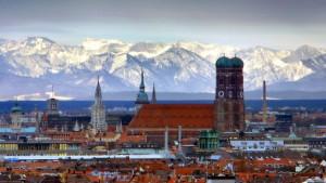 München ist Olympia-Kandidatenstadt