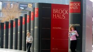 Der letzte Brockhaus