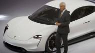 Der neue Mann bei VW