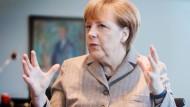 Merkel: Griechenland soll in der Eurozone bleiben