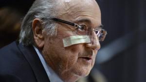 Acht Jahre Sperre für Blatter und für Platini