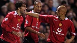 Van Nistelrooy beglückt ManU - Lyon vorzeitig im Achtelfinale