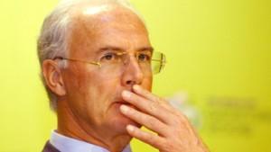 Beckenbauer: Keine finanziellen Probleme