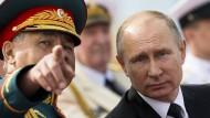 Putin weist 755 amerikanische Diplomaten aus Russland aus