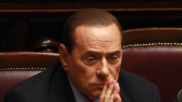Lähmung an Italiens Spitze