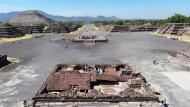 Archäologen erforschen untergegangene Zivilisation