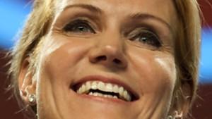 Die erste Frau an der Spitze Dänemarks