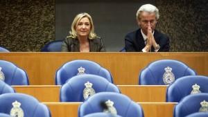 Feindbild Brüssel
