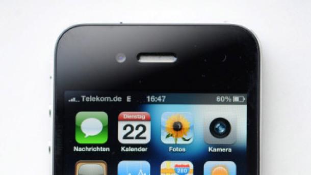 Nutzer von iPhones fürchten um ihre Daten