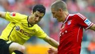 Kann Dortmund die Bayern ärgern?