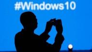 Microsoft liefert Windows 10