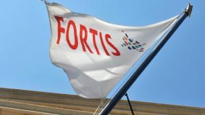 Großbank Fortis wird teilweise verstaatlicht