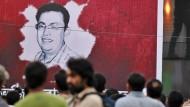 Blogger mit Hackbeilen getötet