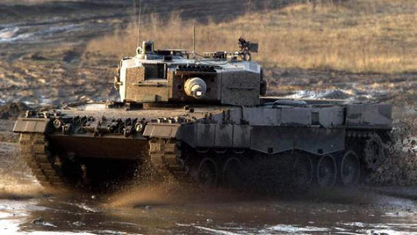 Guttenberg: Kein Leopard nach Kundus