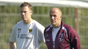Erik Meijer tritt als Co-Trainer zurück