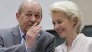 Nato beschließt Flüchtlingseinsatz unter deutscher Führung