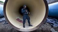 Mexikanischer Drogenboss flieht aus Gefängnis