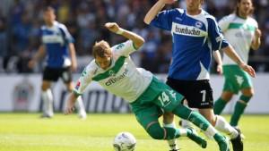 Ernüchterung bei Werder Bremen zum Auftakt