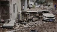 Paketbomben-Serie erschüttert China
