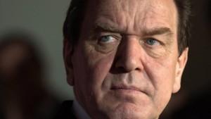"Altkanzler Schröder rügt ""Griechenland-Bashing"""