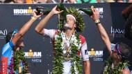 Deutsche siegen beim Ironman auf Hawaii