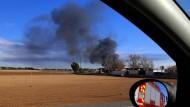 Zehn Tote bei Absturz von Kampfflugzeug in Spanien