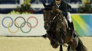 Auch Pessoas Pferd positiv