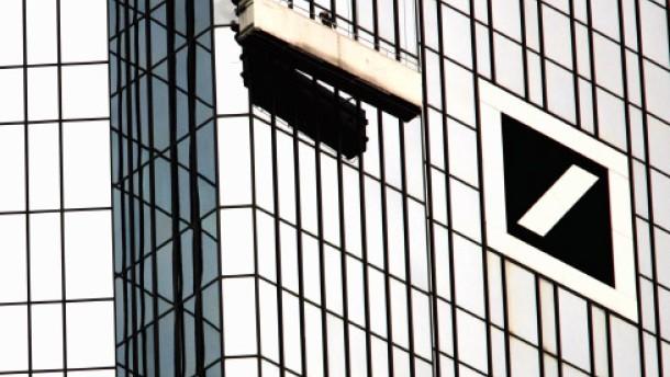 Rekordquartal bei der Deutschen Bank