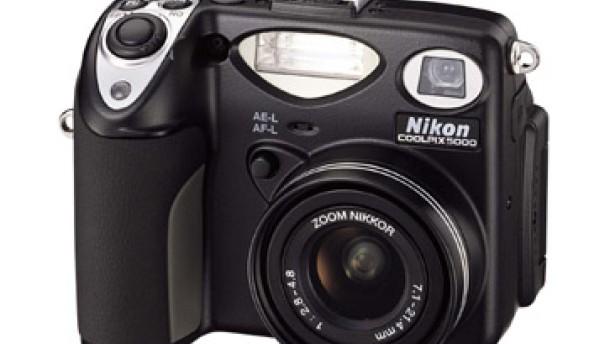 Digitalkamera auf hoher See