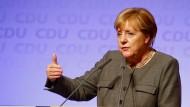 Merkel kritisiert Trumps Drohung gegen Nordkorea scharf