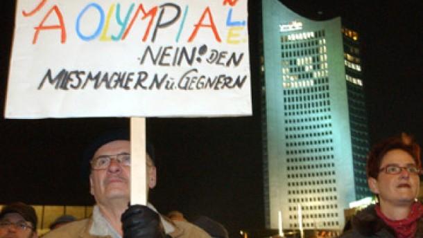 DSB-Präsident droht mit Rücktritt - Umstrittene Demonstration