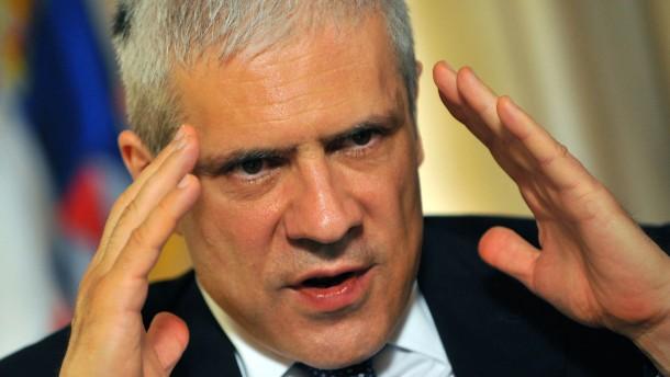 Tadic will gegen Mladics Fluchthelfer ermitteln