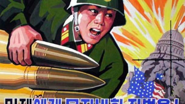 "Nordkorea droht mit ""menschlichen Bomben"""
