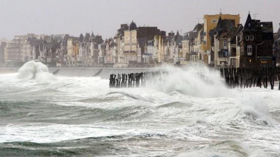 Reiseziel Saint-Malo in der Bretagne