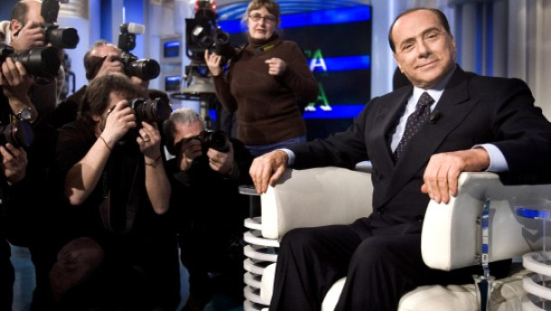 Das unaufhörliche Ende der Ära Berlusconi