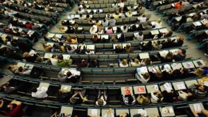 Studienplätze werden verlost