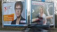 CDU und SPD beinahe gleichauf