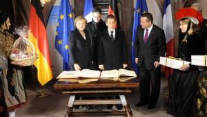 In Eintracht und Euro vereint