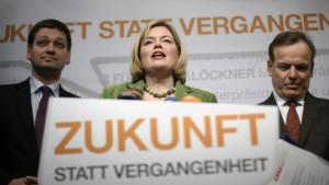 Ein Mainzer Kabinett im Schatten