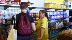 Ein Supermarkt gegen die Lebensmittel-Verschwendung