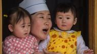 Bizarrer Fabrikbesuch in Nordkorea