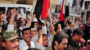 UN-Sicherheitsrat soll Regime verurteilen