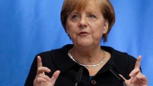 """Merkel: """"Worte vorsichtiger abwägen"""""""