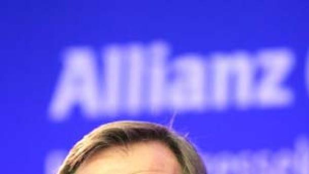 Allianz trotz Rekordgewinn an der Börse unter Druck