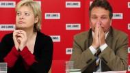 Der Programmentwurf der Vorsitzenden Gesine Lötzsch und Klaus Ernst stößt auch in der Linkspartei auf Kritik