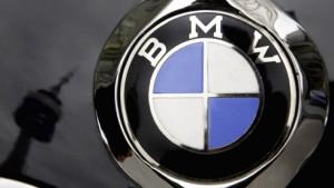 BMW kämpft mit der Finanzkrise