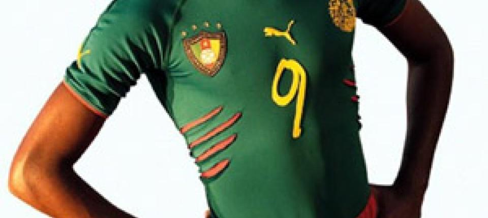 "the best attitude d8862 01ac4 Fußball: Kameruns Trikot-""Sünder"" begnadigt - Sport - FAZ"